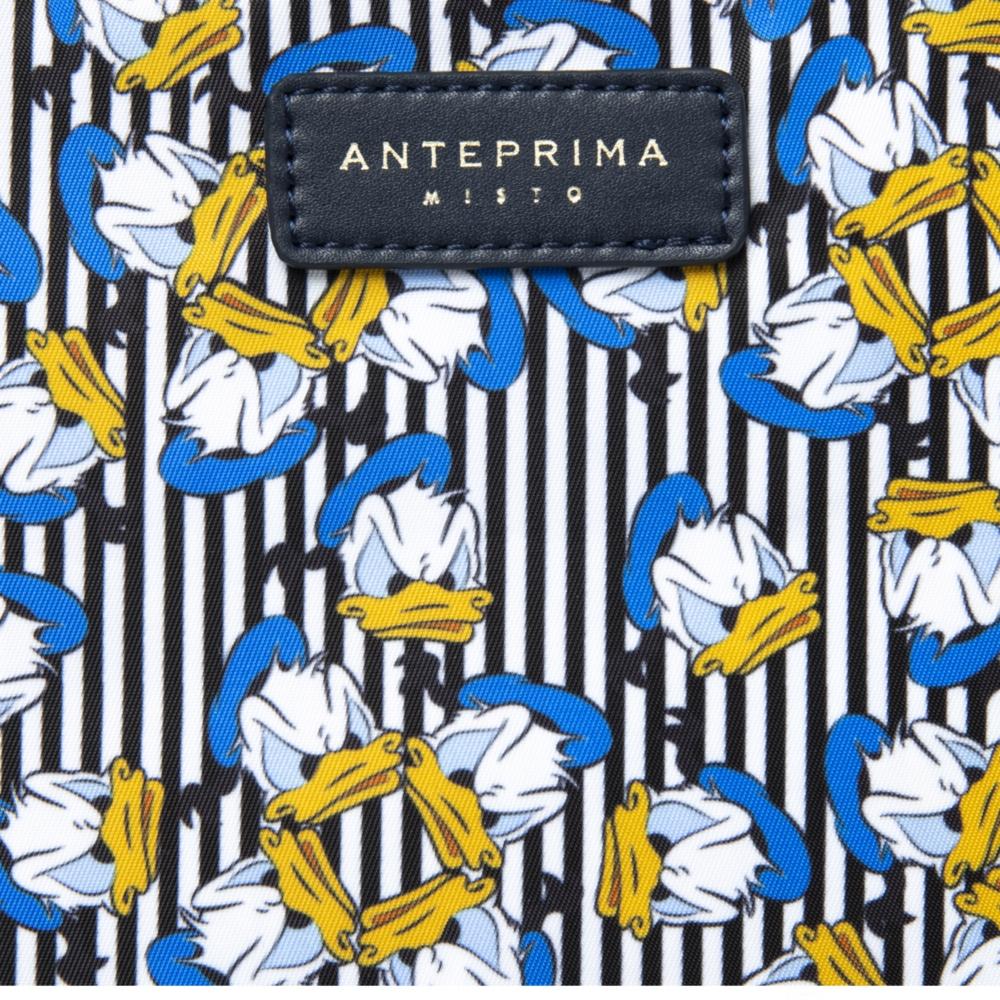 【ANTEPRIMA/MISTO】ディズニー/ドナルド/ミディアム/ネイビー