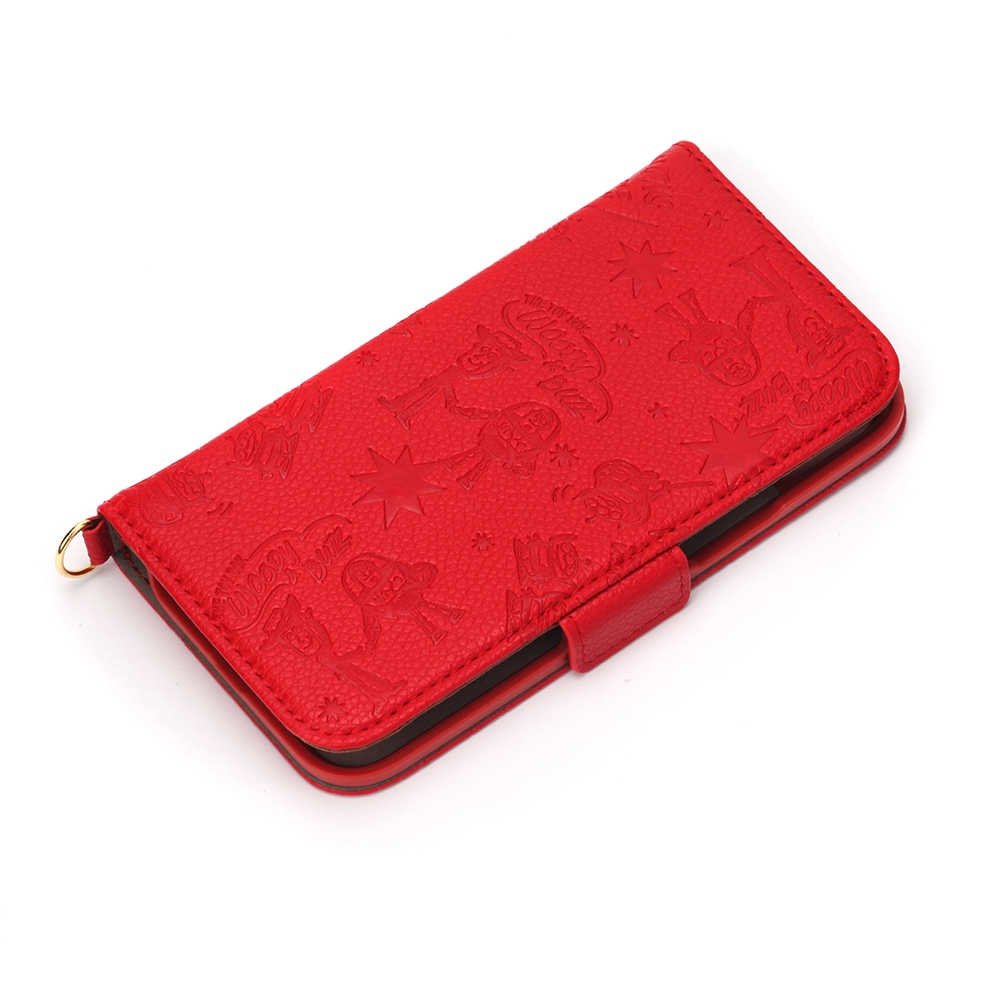 iPhone 13 mini用 フリップカバー [トイ・ストーリー]