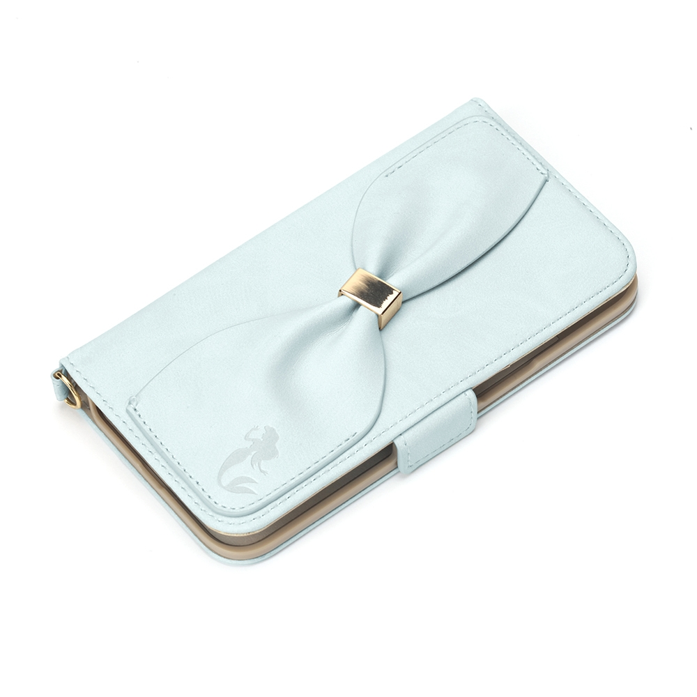 iPhone 13 mini用 フリップカバー [アリエル]