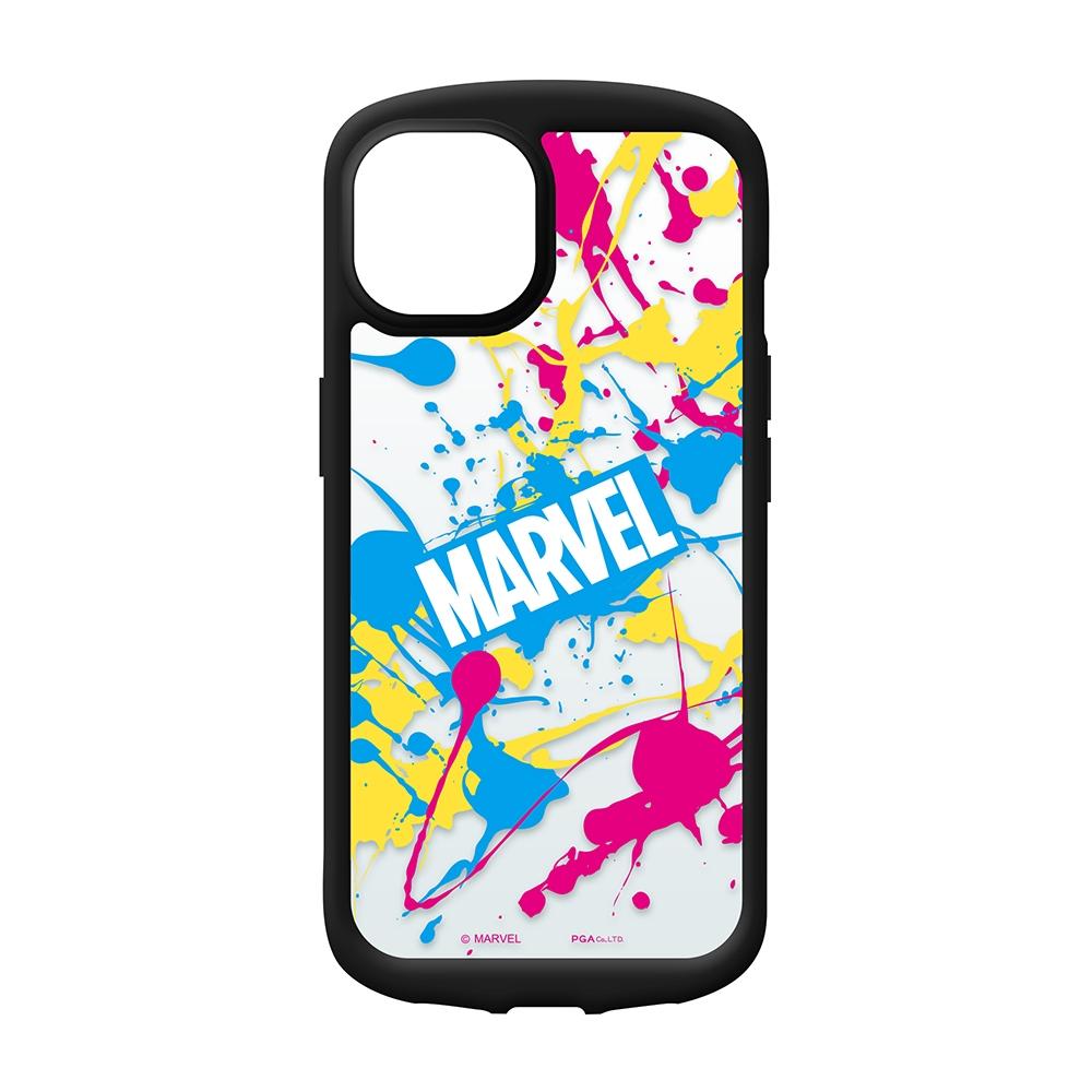 iPhone 13 mini用 ガラスタフケース [スプラッシュ]