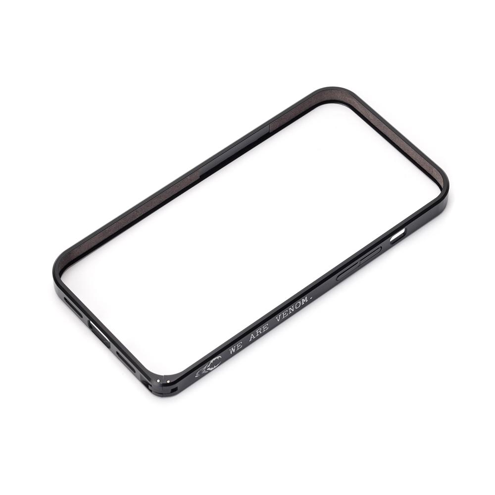 iPhone 13 mini用 アルミバンパー [ヴェノム]
