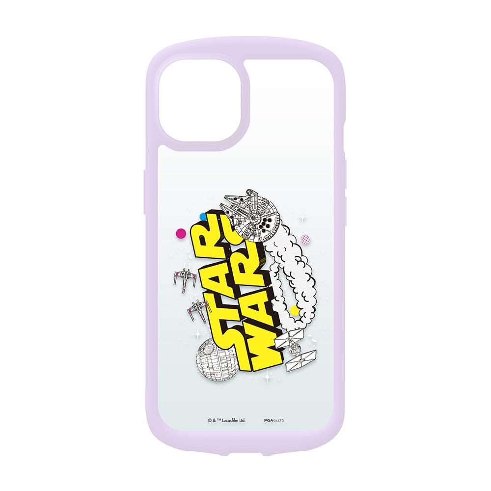 iPhone 13 mini用 ガラスタフケース [グラフィック]