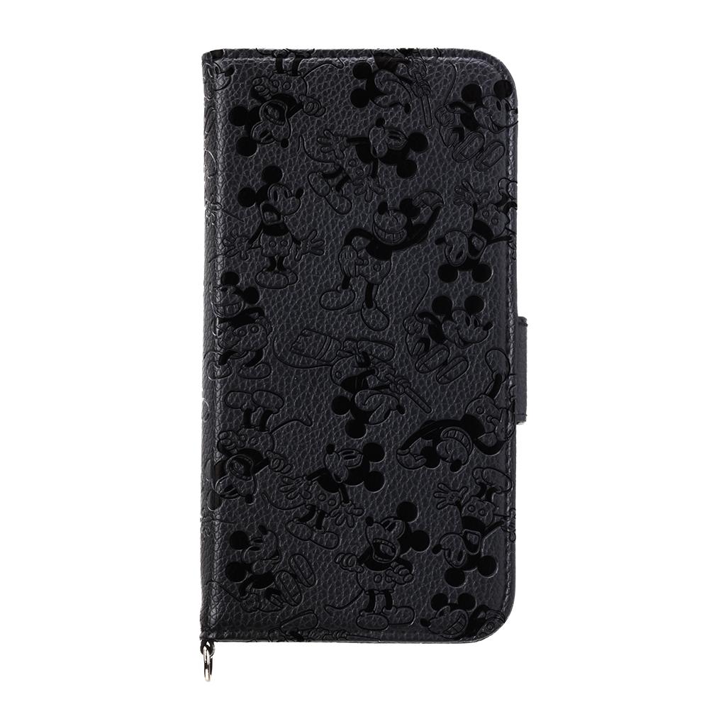 iPhone 13用 フリップカバー [ミッキーマウス]