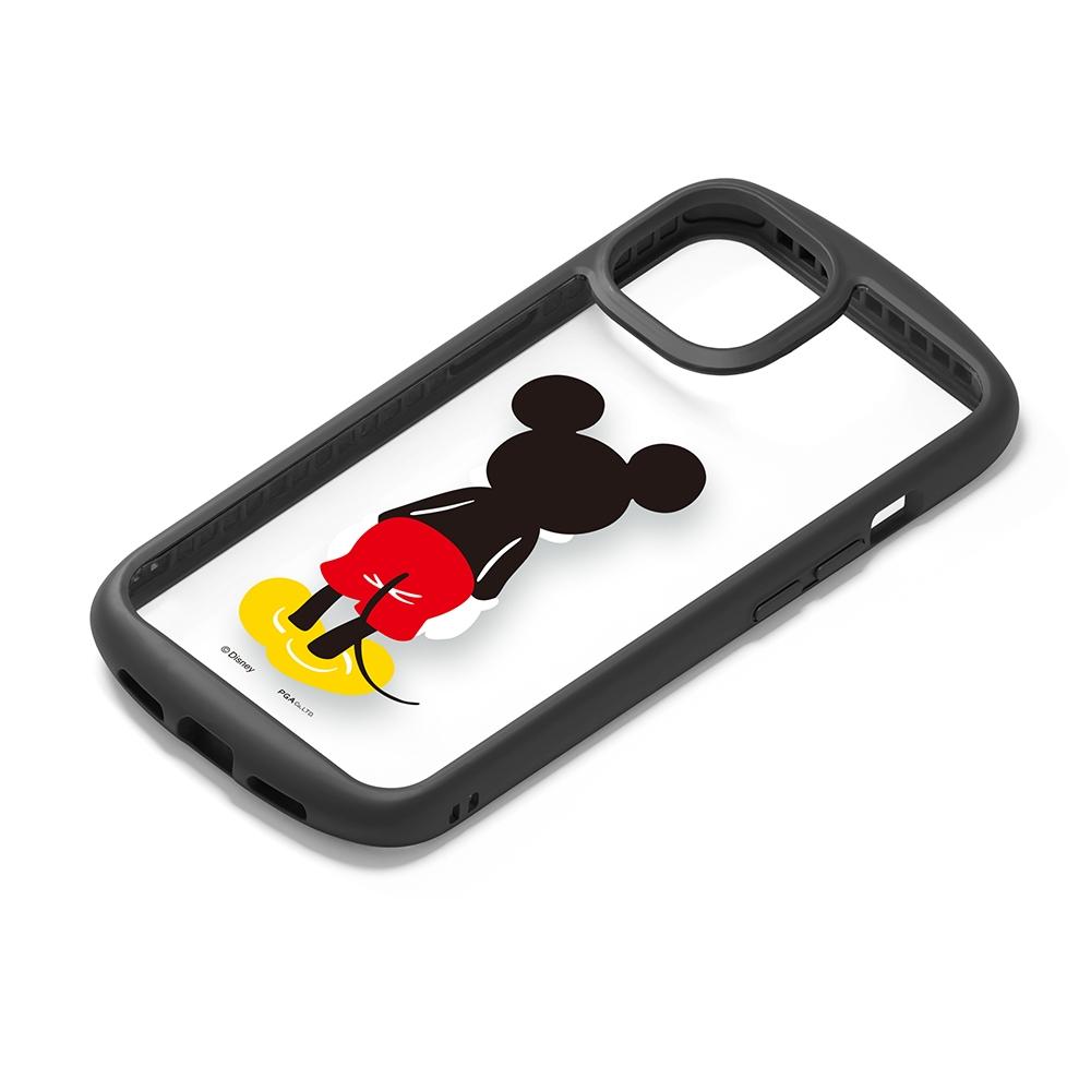 iPhone 13用 ガラスタフケース [ミッキーマウス]