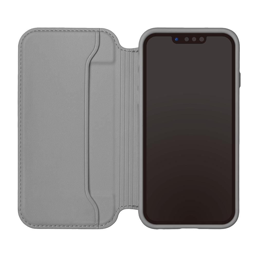 iPhone 13用 ガラスフリップケース [ダース・ベイダー]
