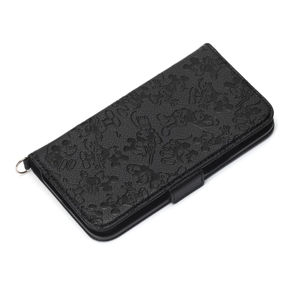 iPhone 13 Pro用 フリップカバー [ミッキーマウス]