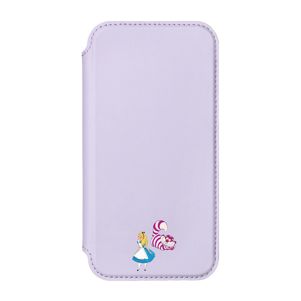 iPhone 13 Pro用 ガラスフリップケース [アリス]
