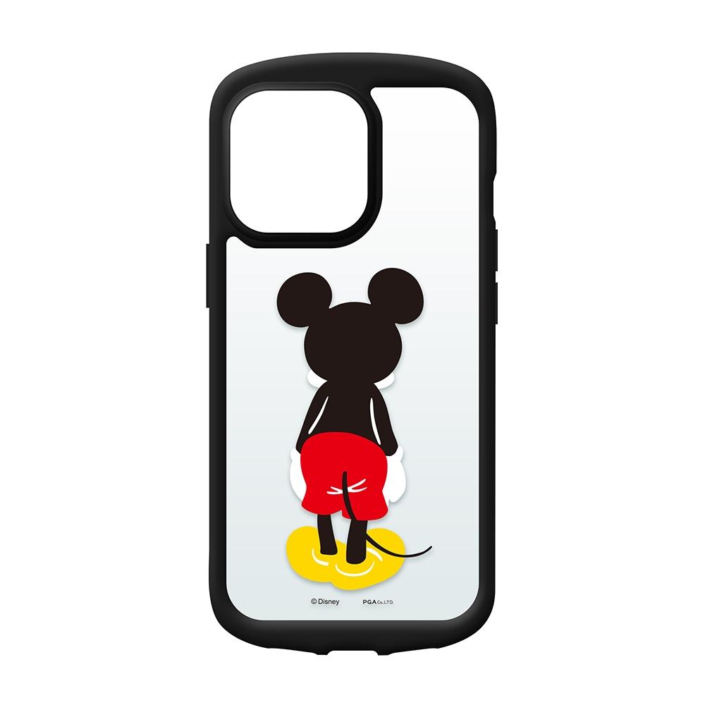 iPhone 13 Pro用 ガラスタフケース [ミッキーマウス]
