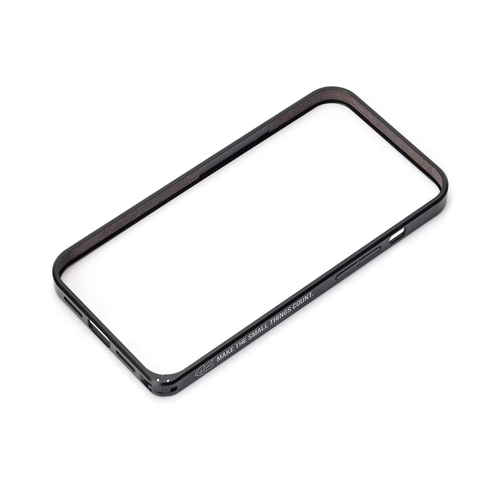 iPhone 13 Pro用 アルミバンパー [ミッキーマウス/ブラック]