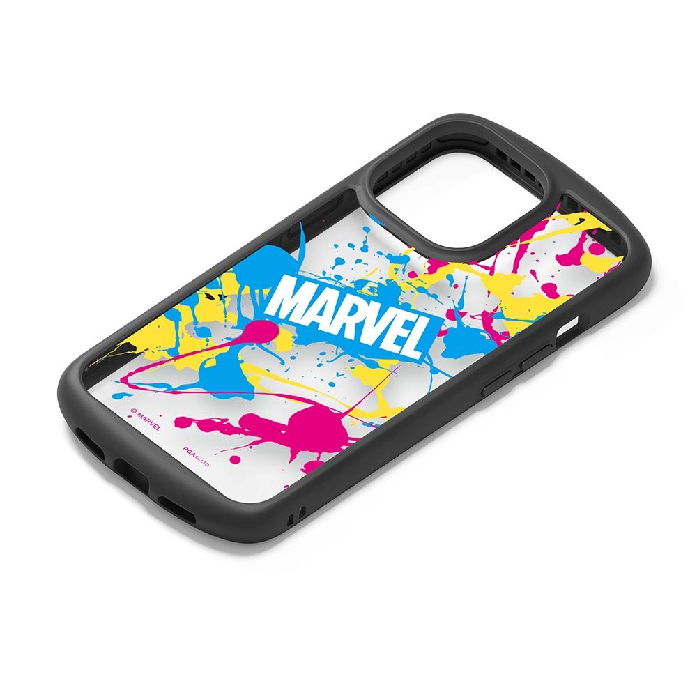 iPhone 13 Pro用 ガラスタフケース [スプラッシュ]