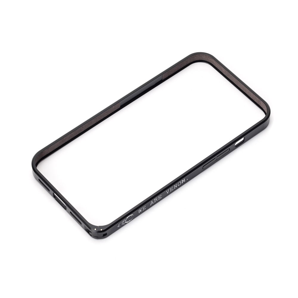 iPhone 13 Pro用 アルミバンパー [ヴェノム]