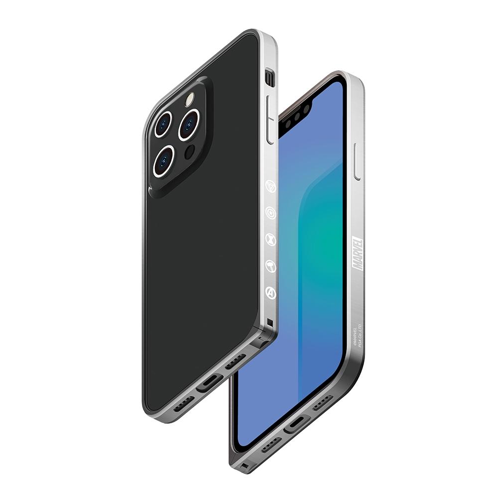 iPhone 13 Pro用 アルミバンパー [アベンジャーズ]