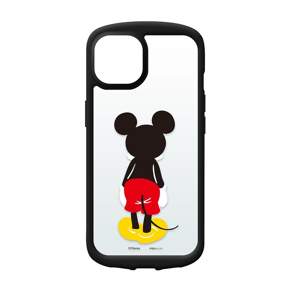 iPhone 13 Pro Max用 ガラスタフケース [ミッキーマウス]
