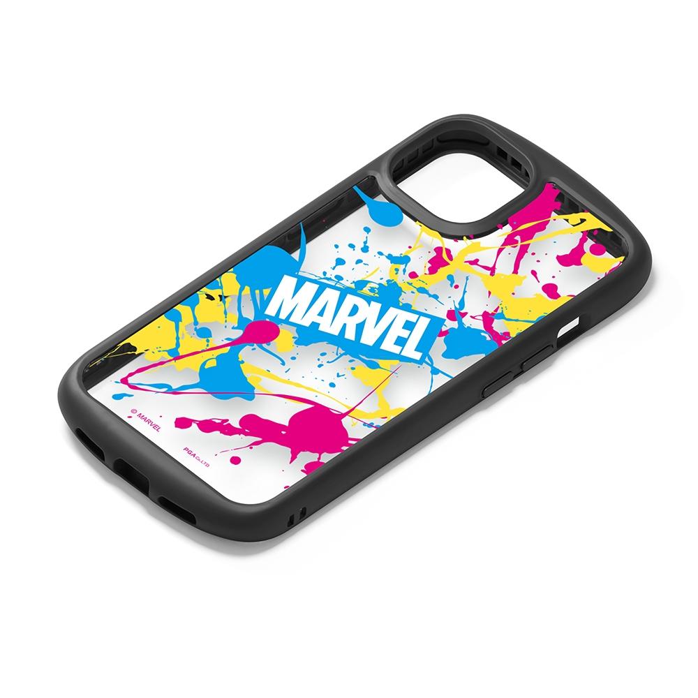 iPhone 13 Pro Max用 ガラスタフケース [スプラッシュ]