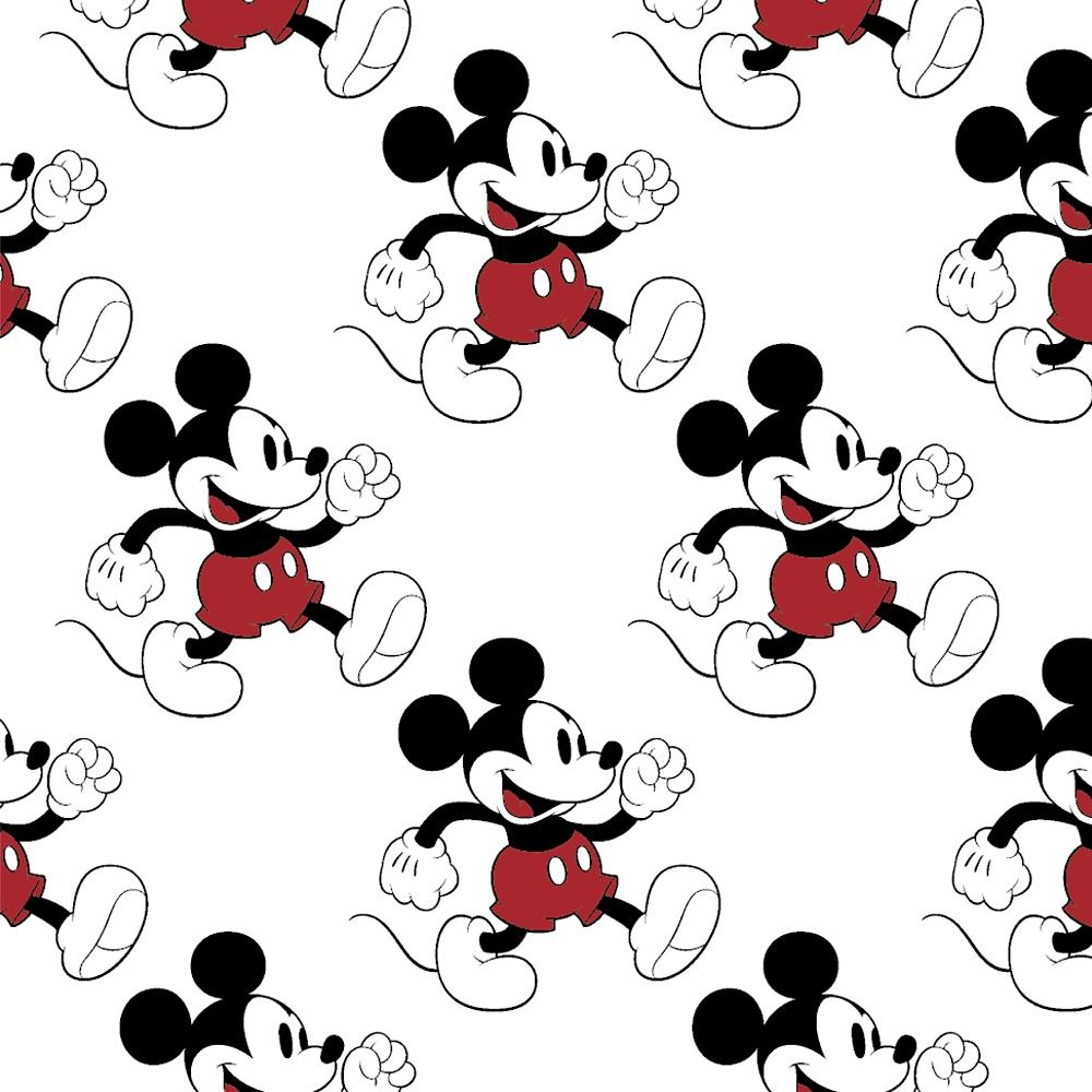 布マスク ミッキーマウス