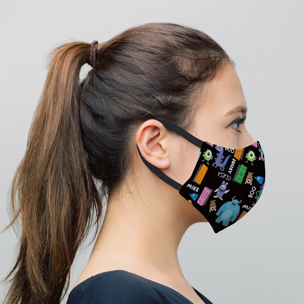 布マスク モンスターズ・インク
