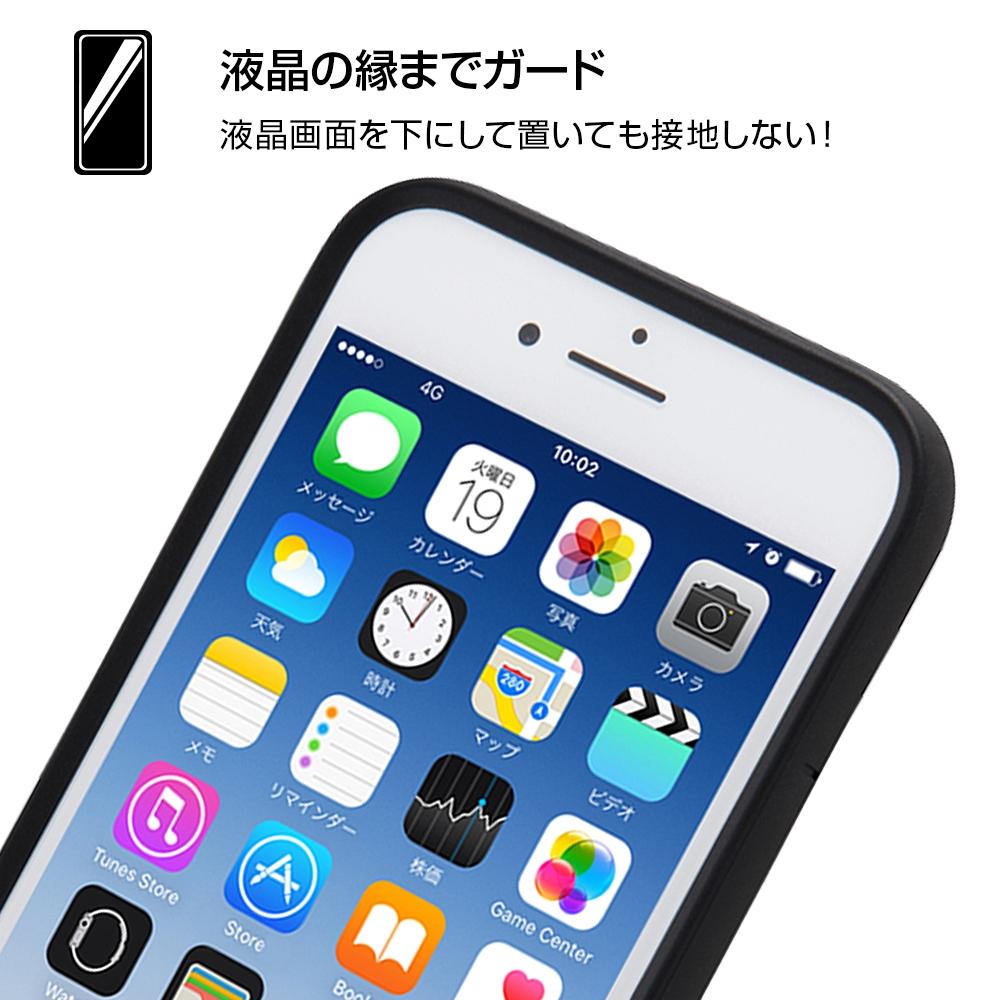 iPhone SE(第2世代)/8/7/6s/6『ナイトメアー・ビフォア・クリスマス』/耐衝撃ケース キャトル パネル/『ナイトメアー・ビフォア・クリスマス/ゼロ』【受注生産】