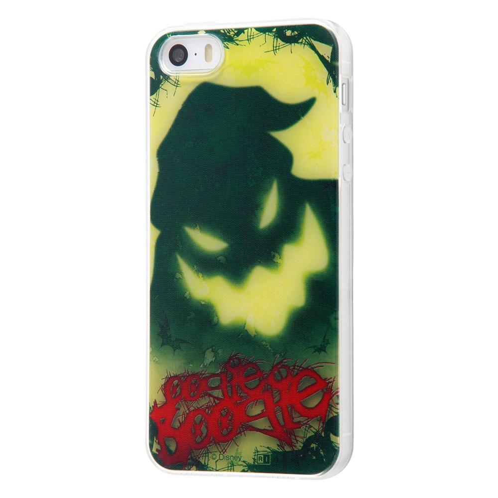 iPhone SE / 5s / 5 /『ナイトメアー・ビフォア・クリスマス』/TPUケース+背面パネル/『ナイトメアー・ビフォア・クリスマス/ウギー・ブギー』【受注生産】