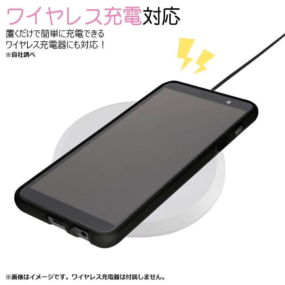 Galaxy Feel 2 『ディズニーキャラクター』/TPUソフトケース Colorap/ドナルド