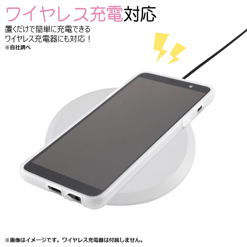 Galaxy Feel 2 『ディズニーキャラクター』/TPUソフトケース Colorap/『アリエル/夢見るプリンセス』