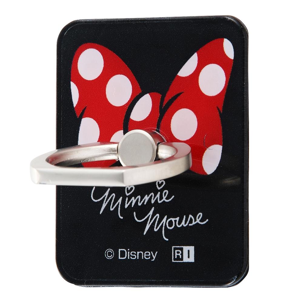 『ディズニーキャラクター』/スマートフォン用リング アクリル/『ミニーマウス/スタイル』【受注生産】