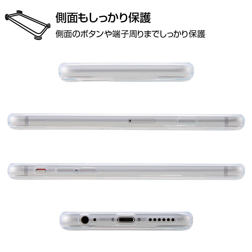 iPhone 6s / 6 /『ディズニーキャラクター』/TPUケース+背面パネル/『美女と野獣/プリンセスのプロフィール』【受注生産】