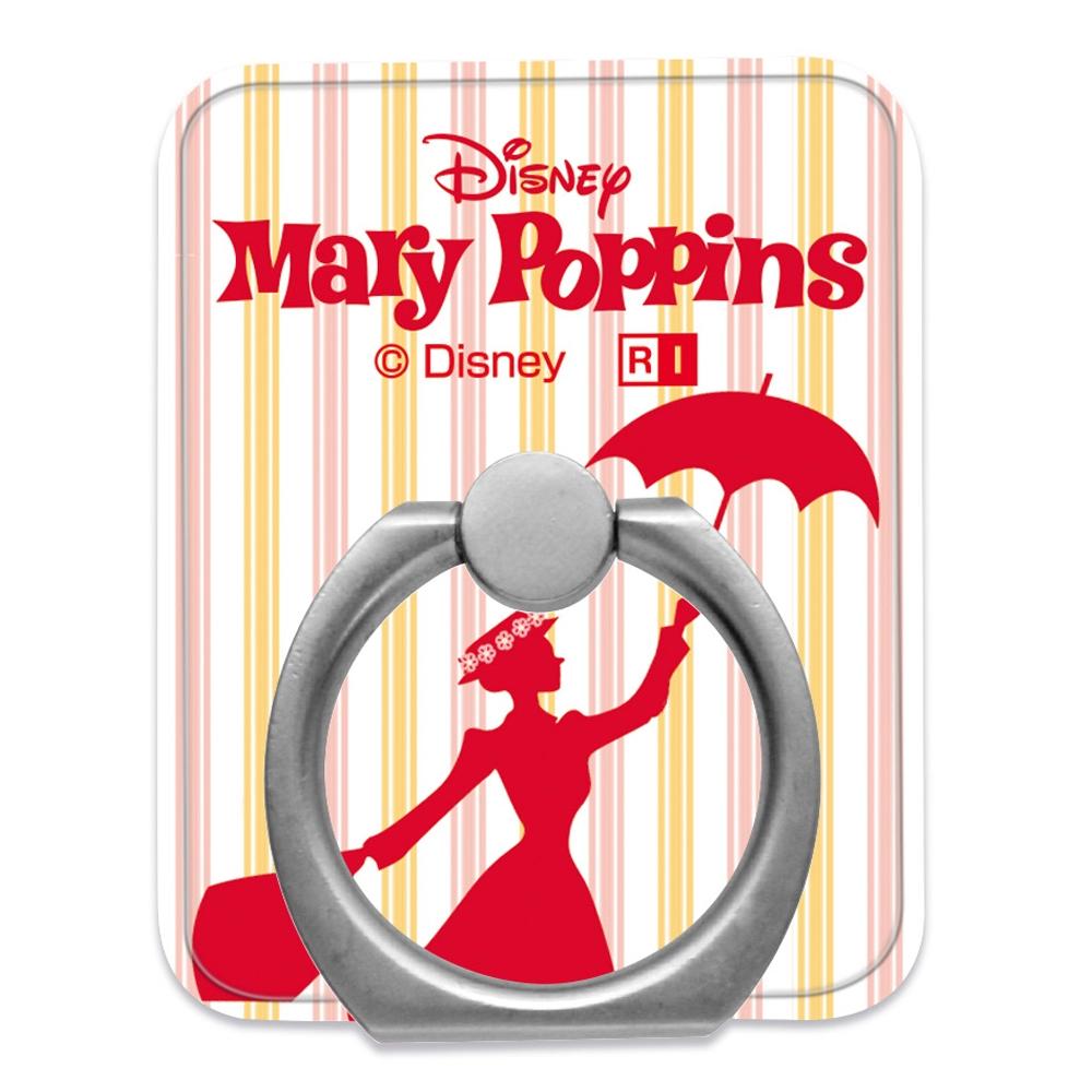『メリー・ポピンズ リターンズ』/スマートフォン用リング アクリル/『メリー・ポピンズ/シルエット』_01【受注生産】