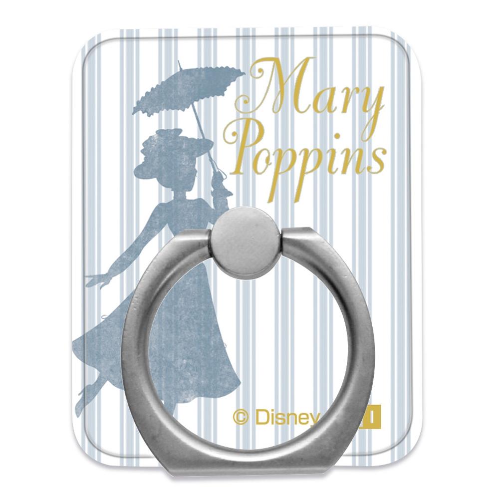 『メリー・ポピンズ リターンズ』/スマートフォン用リング アクリル/『メリー・ポピンズ/シルエット』_02【受注生産】