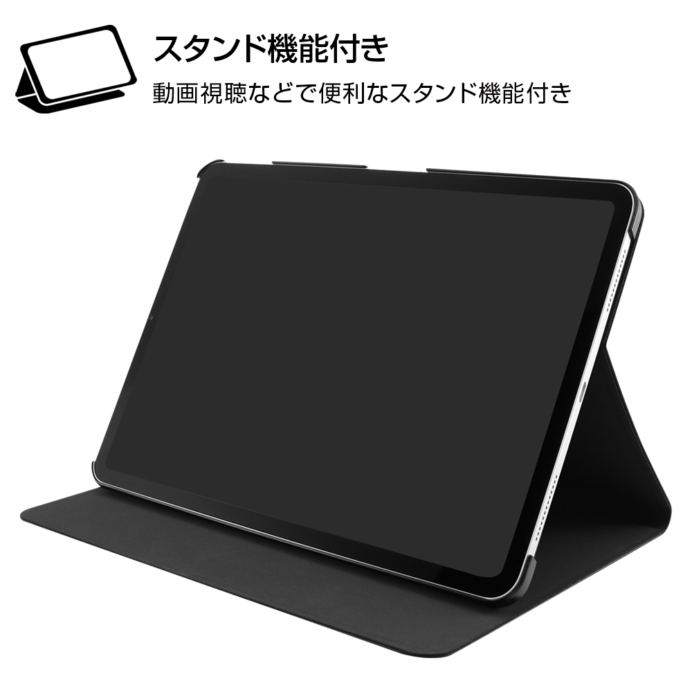iPad Pro 2018年モデル11inch /『ディズニーキャラクター』/レザーケース/『ミニーマウス』_15【受注生産】