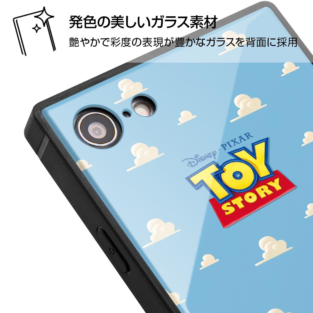 iPhone SE(第2世代)/8/7/『ディズニー・ピクサーキャラクター』/耐衝撃ガラスケース KAKU/『トイ・ストーリー』_25【受注生産】