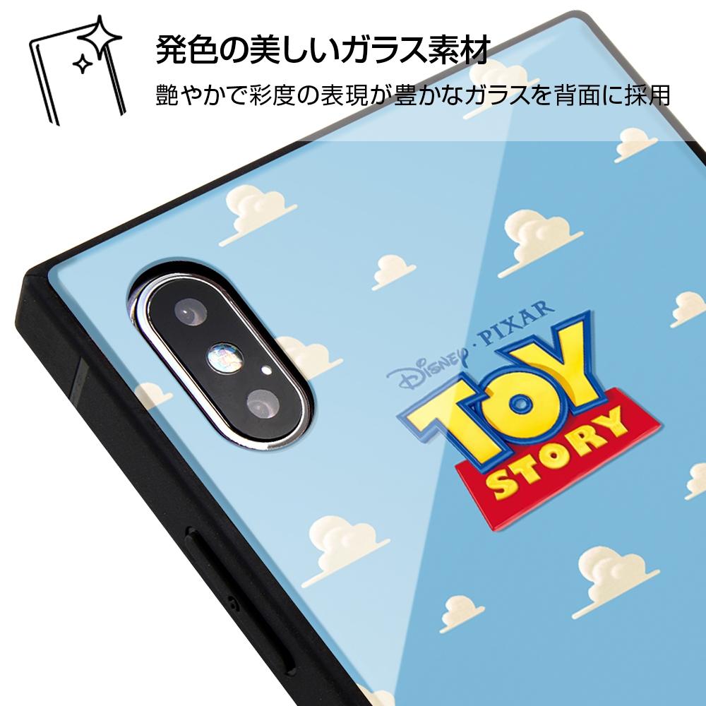 iPhone XS Max /『ディズニー・ピクサーキャラクター OTONA』/耐衝撃ガラスケース KAKU/『モンスターズ・インク』_22【受注生産】