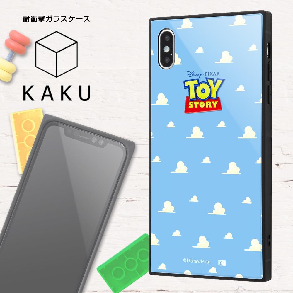 iPhone XS Max /『ディズニー・ピクサーキャラクター』/耐衝撃ガラスケース KAKU/『トイ・ストーリー』_25【受注生産】
