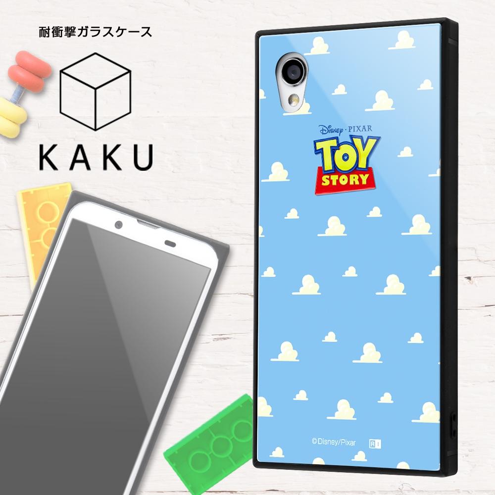 AQUOS sense2/Android One S5 /『ディズニー・ピクサーキャラクター OTONA』/耐衝撃ガラスケース KAKU/『トイ・ストーリー』_24【受注生産】