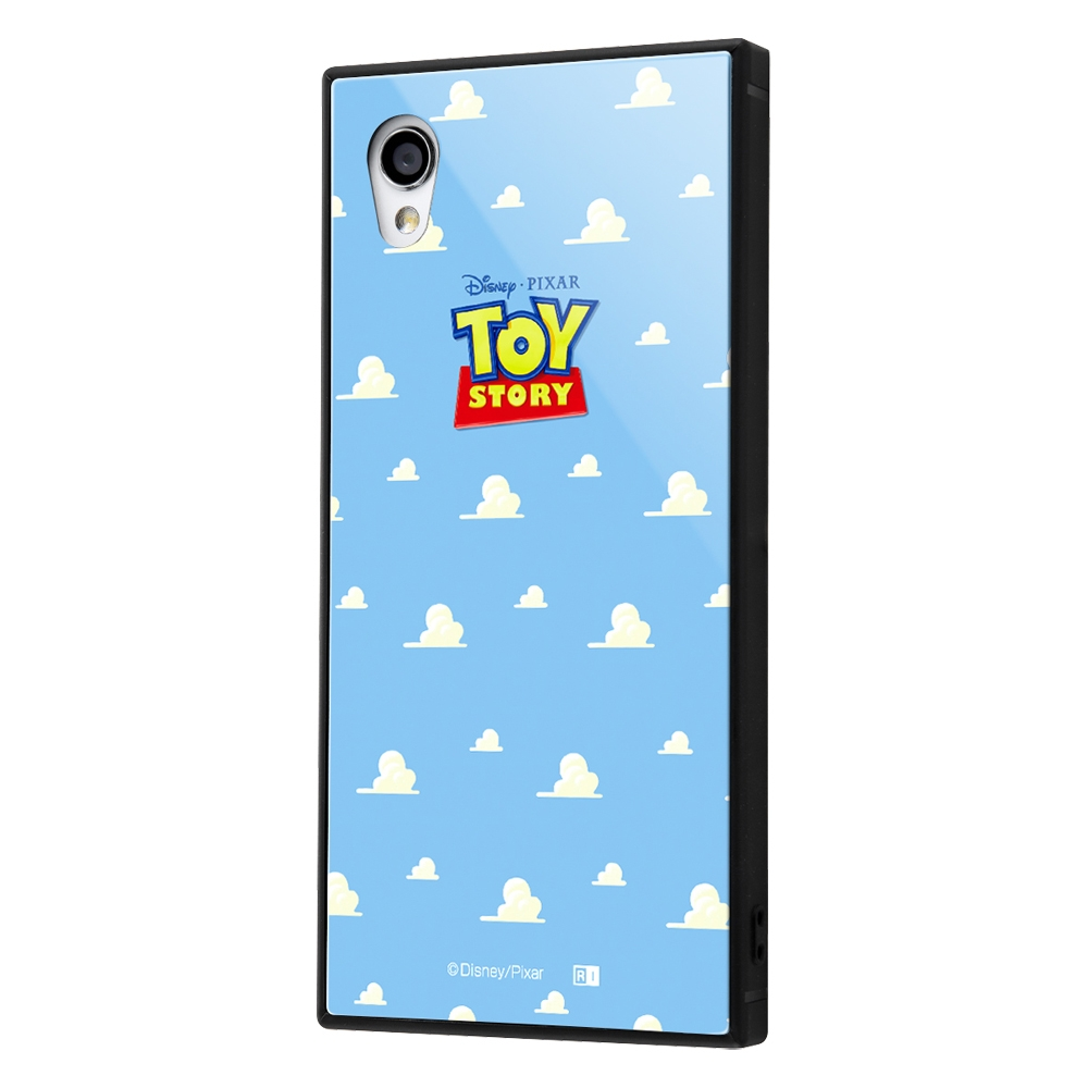 AQUOS sense2/Android One S5 /『ディズニー・ピクサーキャラクター』/耐衝撃ガラスケース KAKU/『トイ・ストーリー』_25【受注生産】
