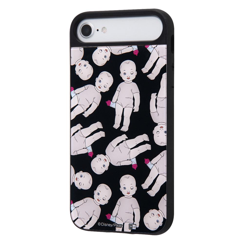 iPhone SE(第2世代)/8/7/6s/6『トイ・ストーリー』/耐衝撃ケース キャトル パネル/『ビッグベビー/総柄』_1【受注生産】