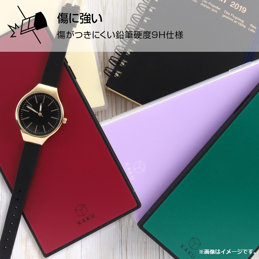 iPhone XS / X /『ディズニーキャラクター OTONA』/耐衝撃ガラスケース KAKU SILK/『オーロラ/OTONA Princess』【受注生産】