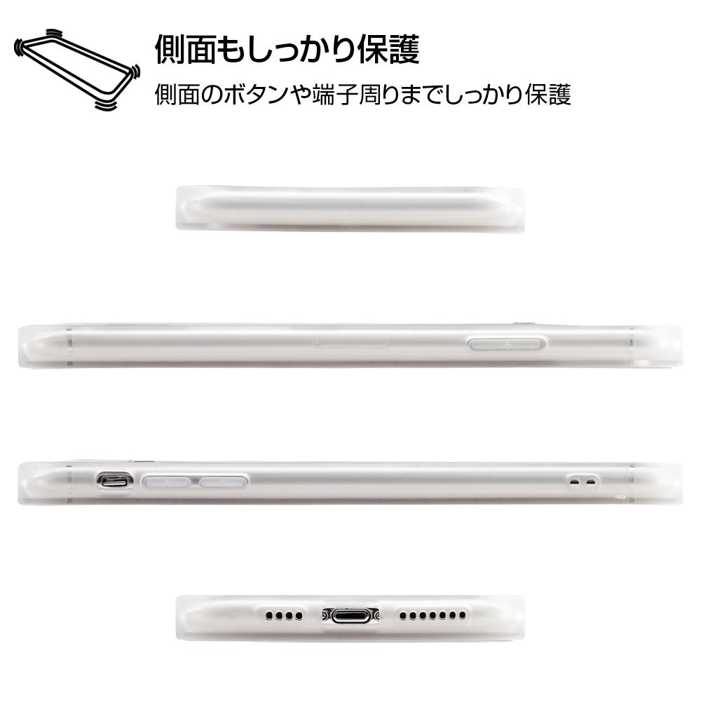 iPhone XS Max /『ディズニーキャラクター OTONA』/耐衝撃ガラスケース KAKU SILK/『ラプンツェル/OTONA Princess』【受注生産】