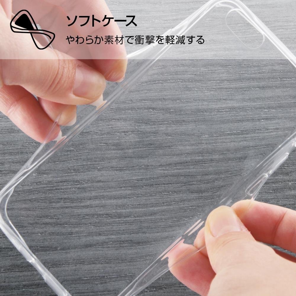 iPhone 6s / 6 /『ディズニーキャラクター』/TPUケース+背面パネル/『シンデレラ/パウダールーム』【受注生産】