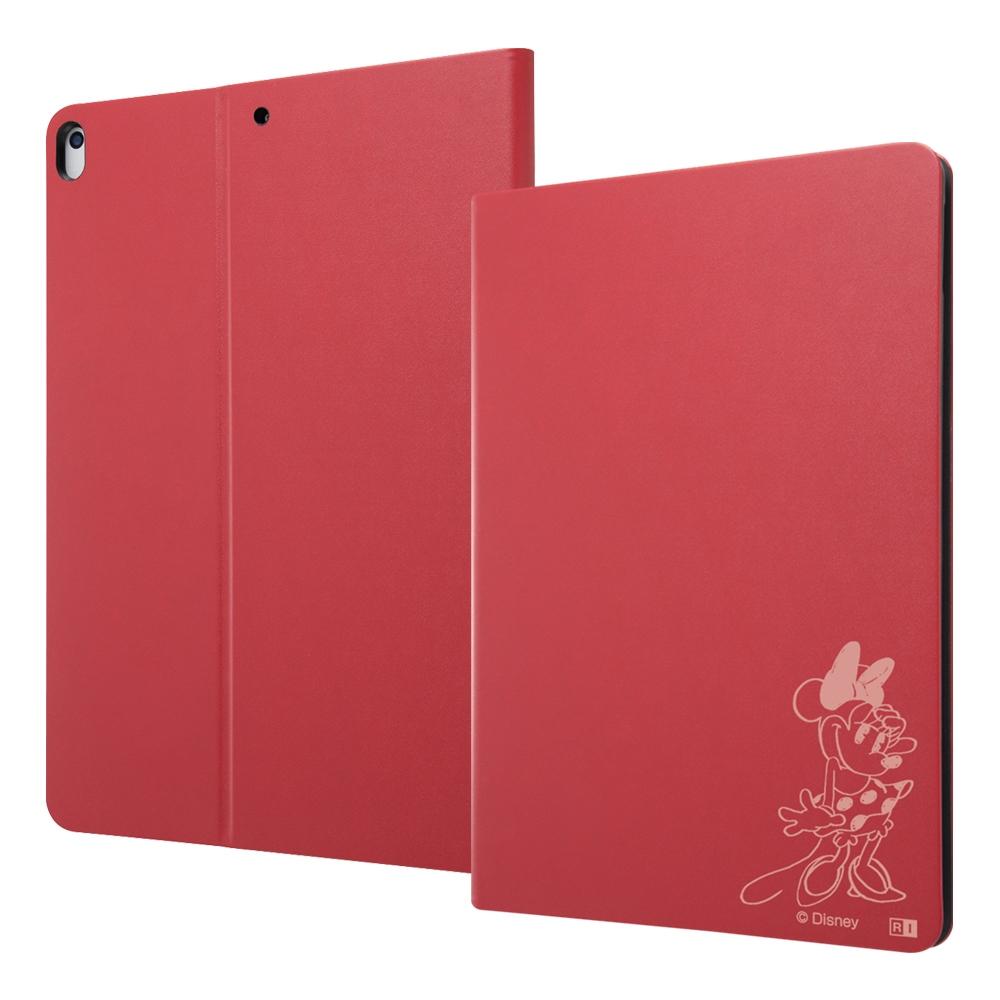iPad Air 2019年モデル 10.5inch 第3世代 / iPad Pro 2017年モデル 10.5inch /『ディズニーキャラクター』/レザーケース/『ミニーマウス』_15【受注生産】