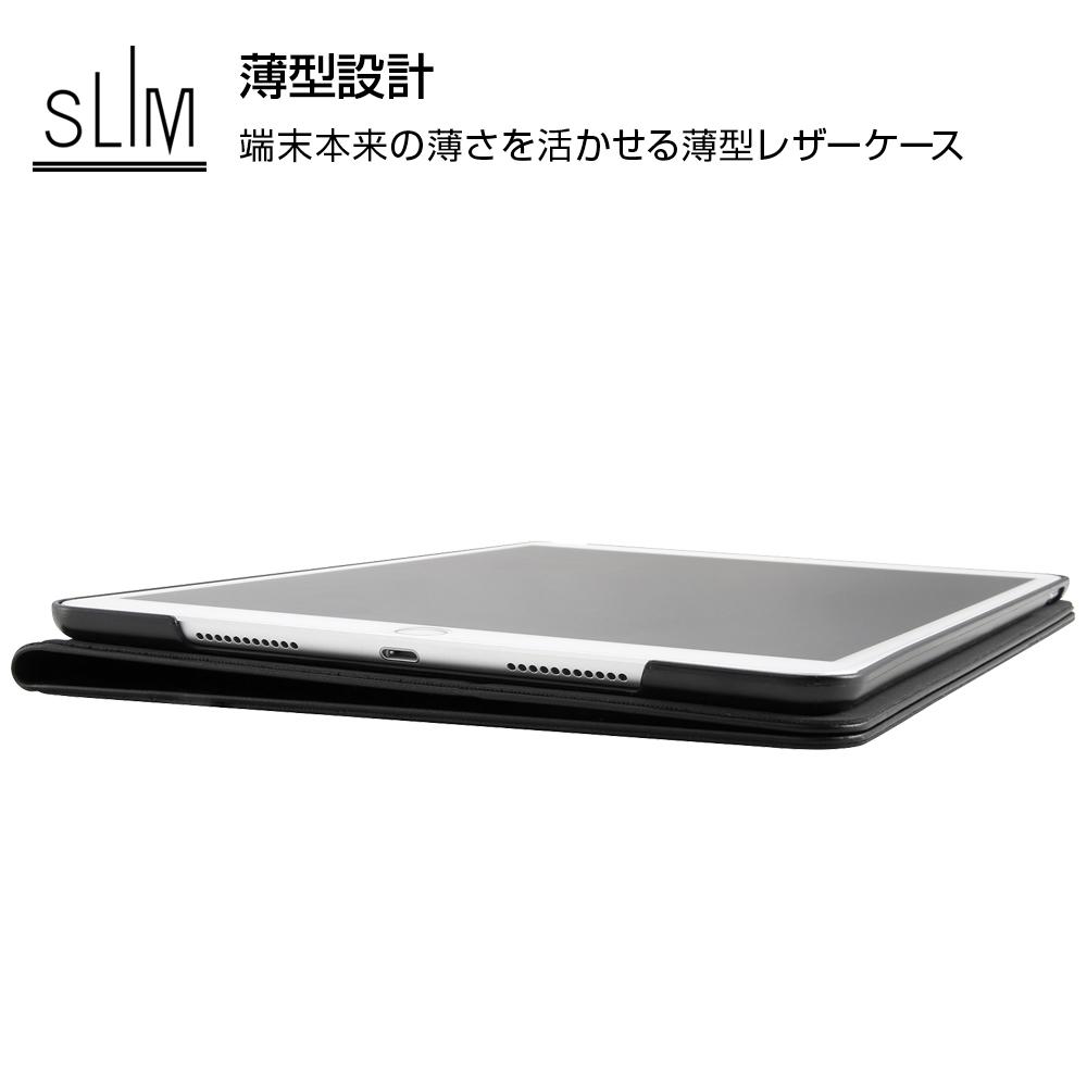iPad Air 2019年モデル 10.5inch 第3世代 / iPad Pro 2017年モデル 10.5inch /『ディズニーキャラクター』/レザーケース/『ドナルドダック』_4【受注生産】