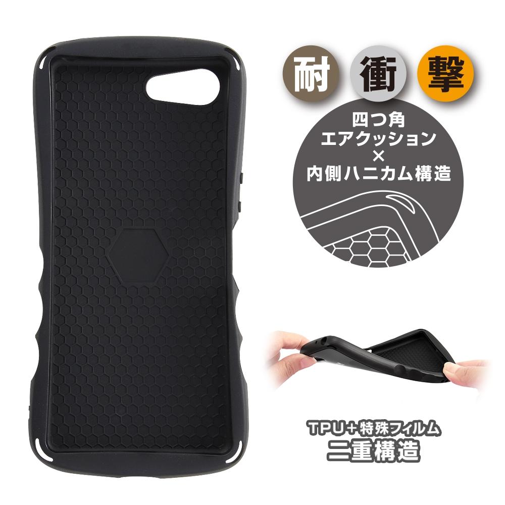 Xperia Ace 『ディズニーキャラクター』/耐衝撃ケース Grip/ドナルド