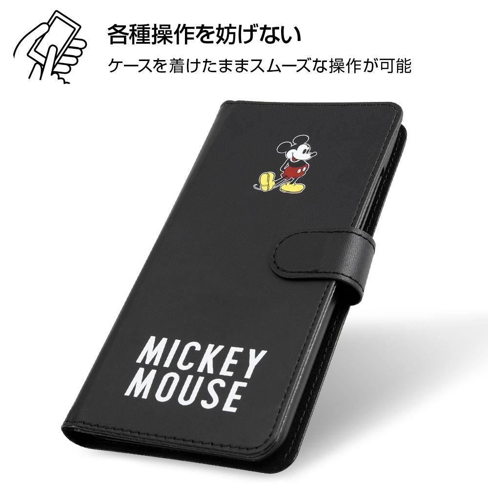 HUAWEI P30 lite 『ディズニーキャラクター』/手帳型アートケース マグネット/ミッキーマウス_025