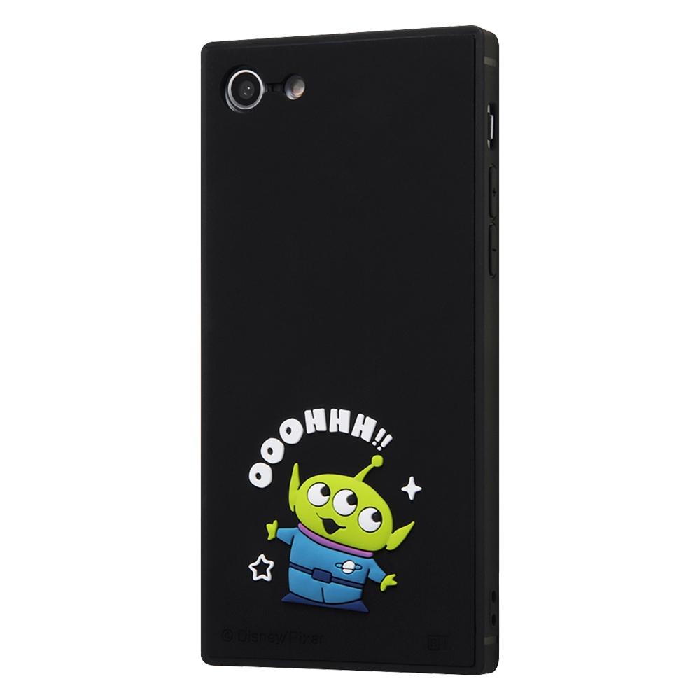 iPhone SE(第2世代)/8/ 7  『ディズニー・ピクサーキャラクター』/耐衝撃ハイブリッド シリコン KAKU/ 『トイ・ストーリー/エイリアン』