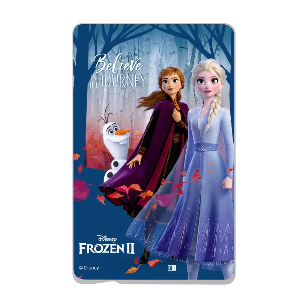 『アナと雪の女王2』/ICカードステッカー/『アナと雪の女王2/Believe』