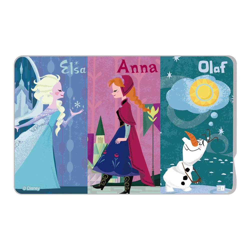 『アナと雪の女王』/ICカードステッカー/『アナと雪の女王/外の世界』