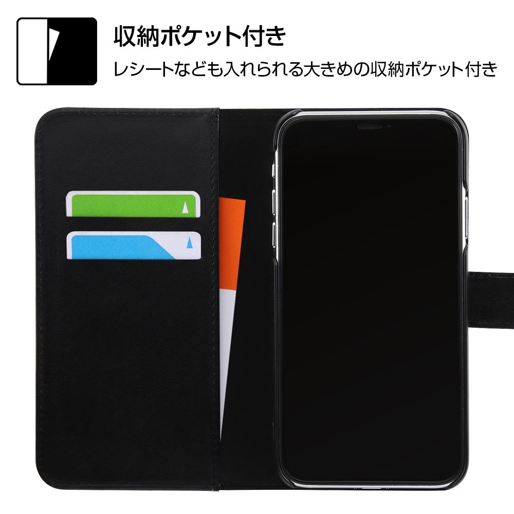 iPhone 11 『ディズニーキャラクター』/手帳型アートケース マグネット/ミッキーマウス_025