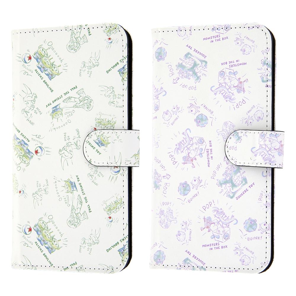 iPhone 11 『ディズニー・ピクサーキャラクター』/手帳型アートケース マグネット/トイ・ストーリー22