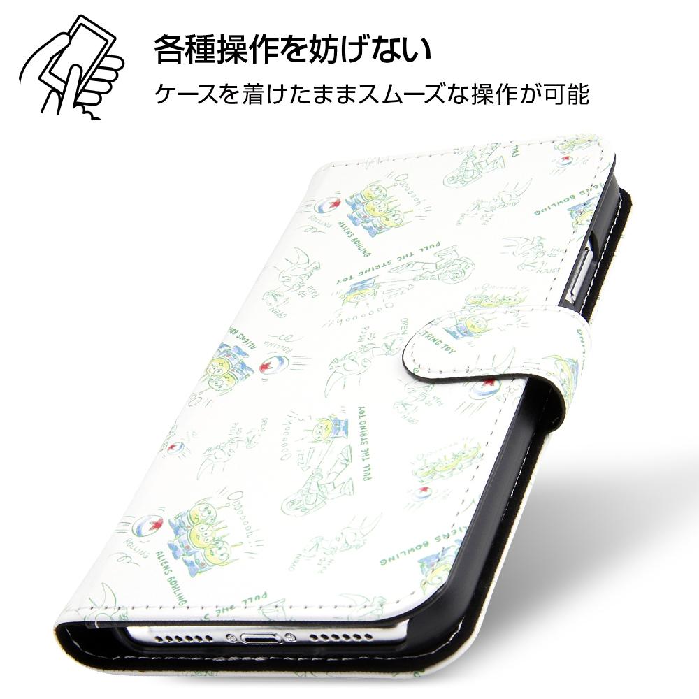 iPhone 11 『ディズニー・ピクサーキャラクター』/手帳型アートケース マグネット/モンスターズ・インク20
