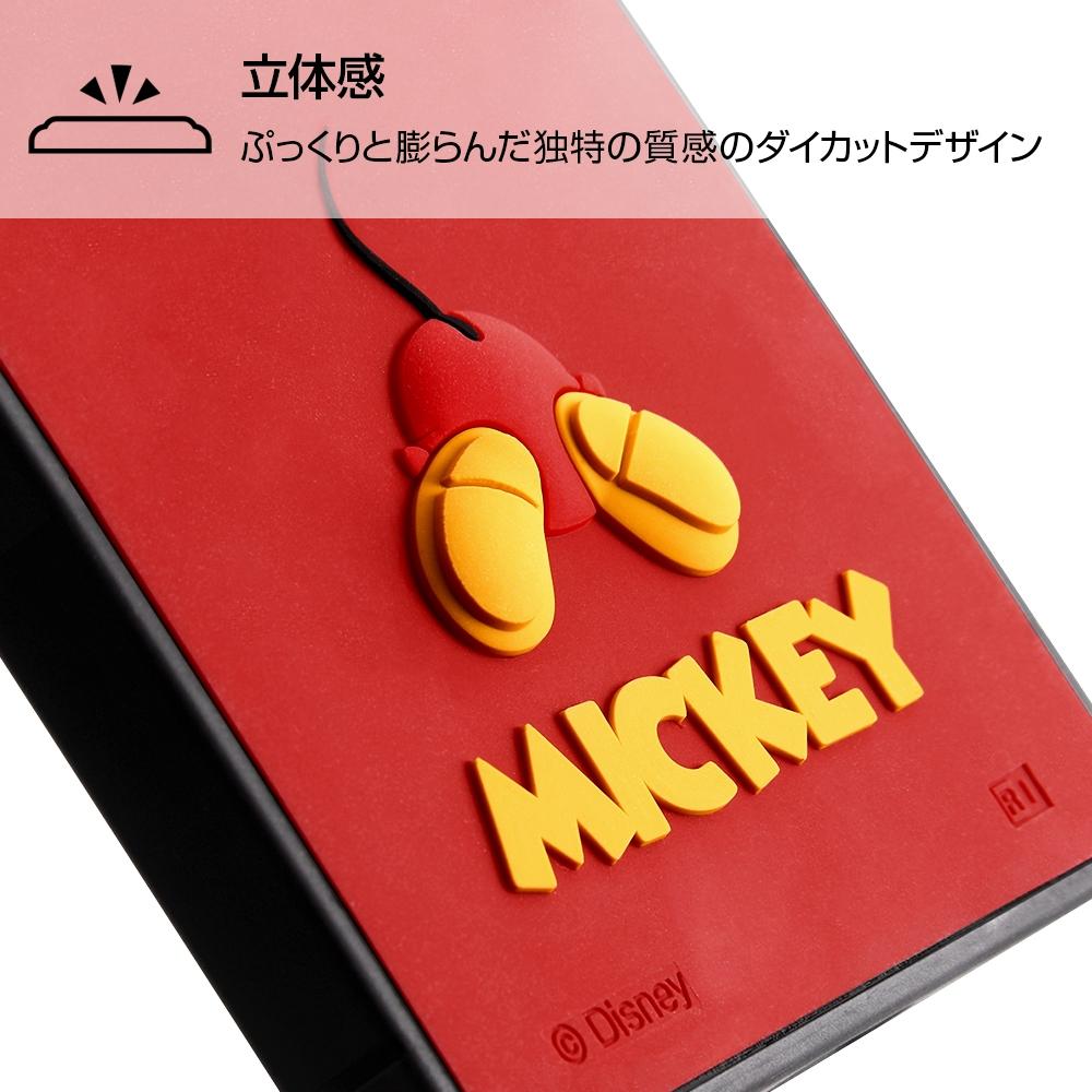 iPhone 11 『ディズニーキャラクター』/耐衝撃ハイブリッドケース シリコン KAKU/ミニー