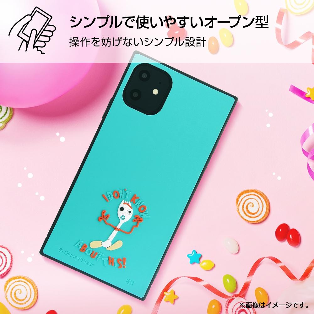 iPhone 11 『ディズニー・ピクサーキャラクター』/耐衝撃ハイブリッド シリコン KAKU/ 『トイ・ストーリー/エイリアン』